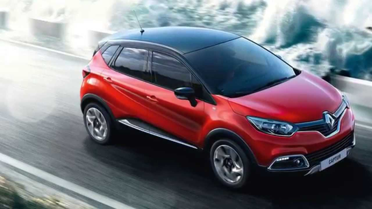 2016 renault captur review youtube. Black Bedroom Furniture Sets. Home Design Ideas