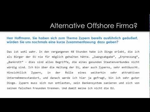 Privacy Management Group - Alternative Offshore Firma Steueroasen Interview