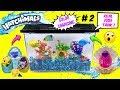 Hatchimals Season 5 Mermal Magic Color Changing DIY REAL Aquarium Fish Tank #2