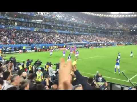 Leonardo Bonucci Live Goal (Penalty) in Germany-Italy 7-6 [02/07/2016] Quarter Finals Euro 2016