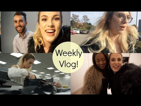Weekly Vlog: Seeing Bruce in London, Taking Ais to Budapest