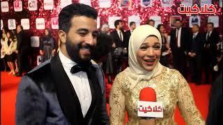 سألنا زوجة اكرامي هجرس : هيبطل يعمل فيكي مقالب امتى ؟ شاهد ردها