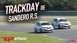 Sandero R.S. Speed Experience em Curitiba   Canal Top Speed