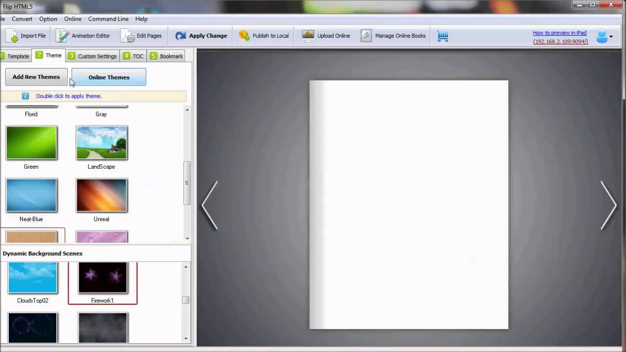 free flip newspaper maker for a wonderful reading experience youtube