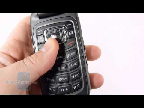 Samsung Rugby III Review