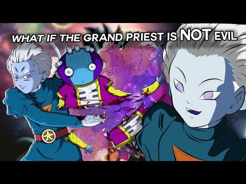 is The Grand Priest Trying to Help Goku &  Others? - Dragon Ball Super Theory