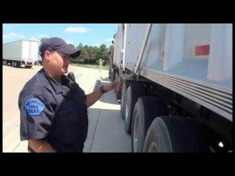 Michigan State Police - Specialized Truck Enforcement Team (STET)