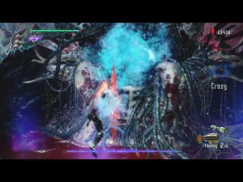 Nero Defeats Urizen SECRET ENDING - DEVIL MAY CRY 5