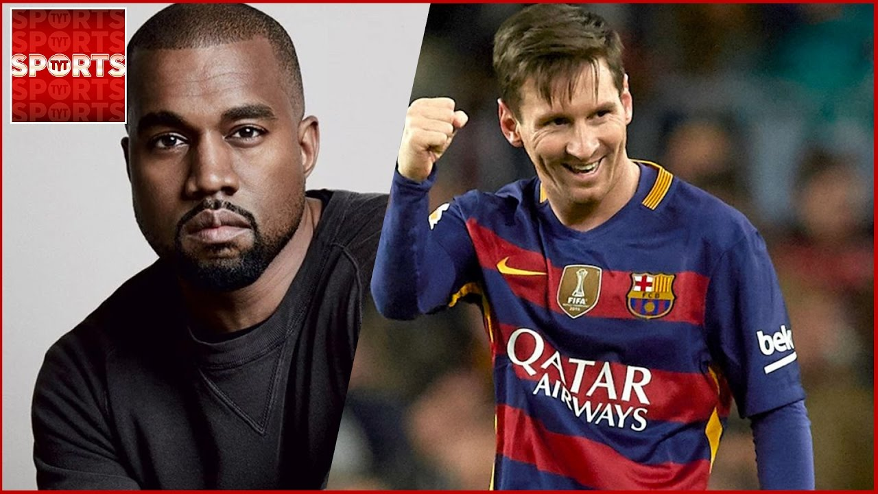d3313d7b Lionel Messi and Kanye West To Team Up For Yeezy Football Boot ...