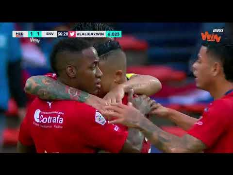 Medellín vs Envigado (4-1) | Liga Aguila 2019-I | Fecha 11