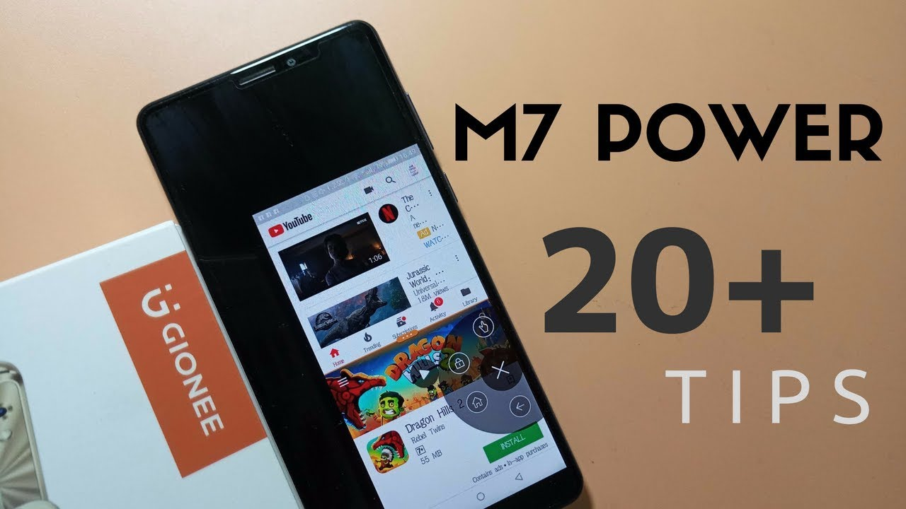 Gionee M7 Power: Top 20 Tips & Tricks in Hindi