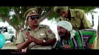 Punjabi Funny Videos, 2015, Hot Comedy Thanedar Natha Singh,Sulakhan Atwal,Majh di Chori
