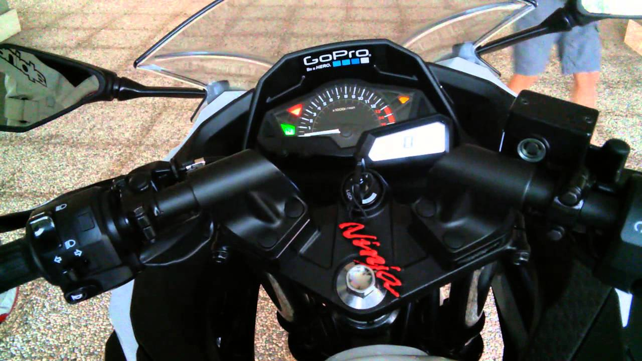 Kawasaki Ninja Ignition Youtube Ex500 Wiring Diagram