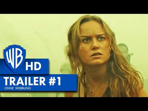 KONG: SKULL ISLAND - Trailer #1 Deutsch HD German (2017)