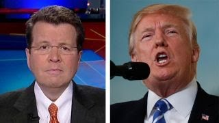 Cavuto: President Trump keeps 'punching down' thumbnail