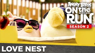 Angry Birds On The Run S2 | Love Nest Special