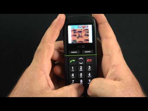 Doro 345 Phone Review