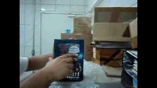 Unboxing Biohazard Degeneration Collector