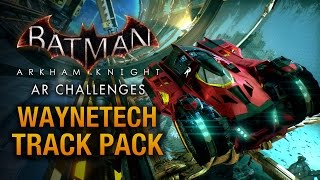 Batman: Arkham Knight - WayneTech Track Pack