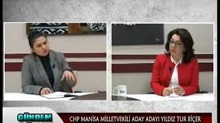 Nurgül Yılmaz İle Seçim 2015 CHP Milletvekili aday adayı Tur Yıldız BİÇER