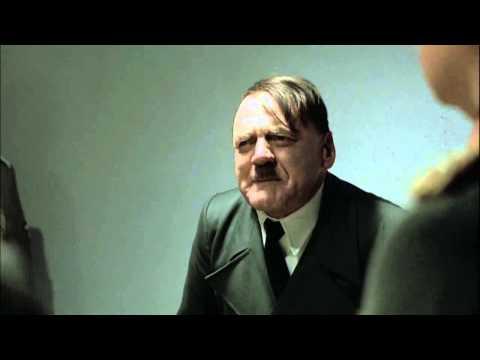 Hitler: Sie nennen sich Generale, weil sie Jahre... - HD - From Der Untergang (Downfall)