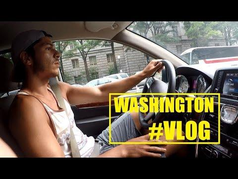 WASHINGTON'DA BİR GÜN | ONE DAY IN WASHINGTON #VLOG