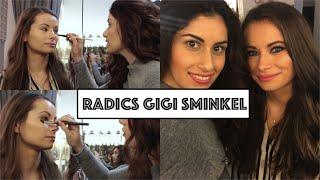 Kisminkelt Radics Gigi! | #CokeStream | Viszkok Fruzsi