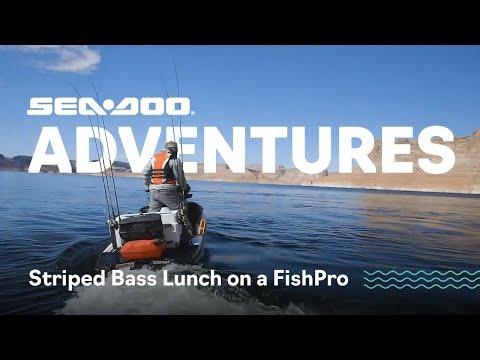 Sea-Doo Catch, Clean, Cook - Lake Powell