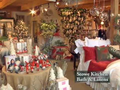 Stowe Kitchen Bath & Linens Holiday Commercial - YouTube
