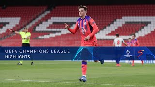 UEFA Champions League | QF | 1st Leg | FC Porto v Chelsea | Highlights
