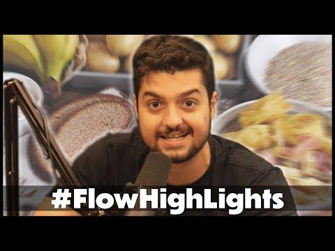 Carboidrato é VENENO? - #FlowHighlights