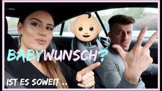 Erstes Baby bald schon .. ? - Q&A AUF DER AUTOBAHN | Dilara Kaynarca