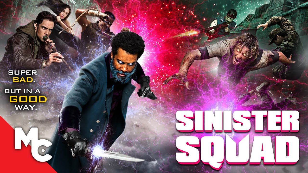 Download Sinister Squad | Full Action Fantasy Movie