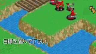Mech Platoon Planet Lichen Mission 5 GamePlay
