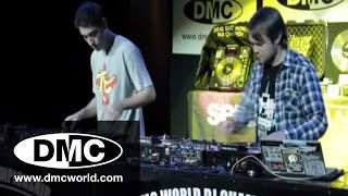 DJ Switch + JFB Showcase @ DMC World Finals 2012