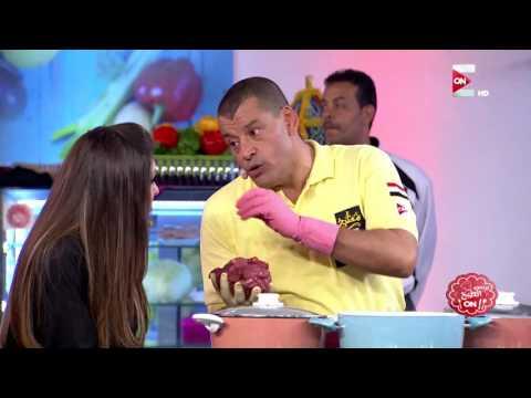 برنس الطبخ -  طريقة عمل بسلة باللحمة مع الشيف ناصر البرنس  - 18:20-2017 / 6 / 24
