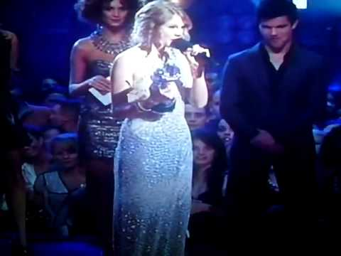 Taylor Swift  VMA 2009