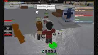 The World's Biggest noob on the internet in Roblox! Read DESC