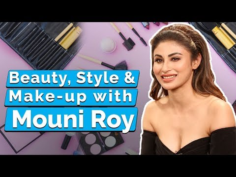 Mouni Roy Reveals Her Beauty and Make-up Secrets Mp3