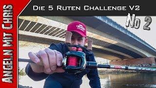 AMC#2 | VÖLLIG AM DURCHDREHEN - Die 5 Ruten Challenge V2