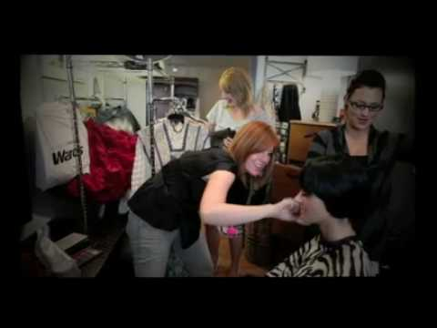 Hanna & Co. Behind the Scenes with model Abigail Stumvoll streaming vf