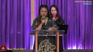 HTTLVN Sacramento | Ngày 29/08/2021 | Chương trình thờ phượng | MSQN Hứa Trung Tín