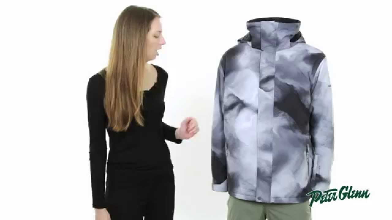 5998ff343b80 2016 Quiksilver Men s Travis Rice Mission Snowboard Jacket Review by Peter  Glenn - YouTube