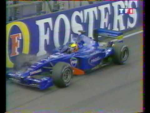 11 GP Grande Bretagne 2001