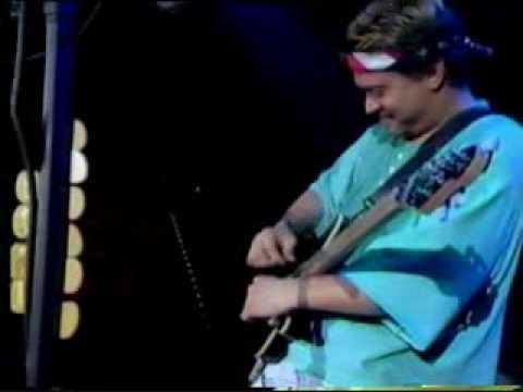 Eddie Van Halen - Guitar solo (1995)