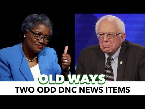 DNC Appoints Donna Brazile; Resolution Urges Bernie To Join Democratic Party