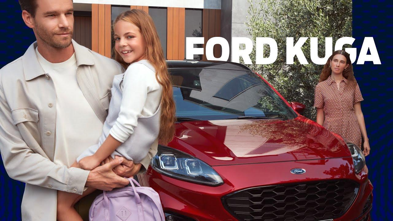 Ford Kuga ile Gelecek Gerçek   Ford TR