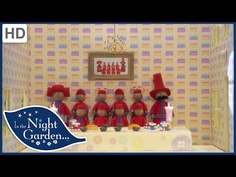In The Night Garden - Dinner In The Ninky Nonk | Full Episode