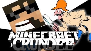 Minecraft: CRUNDEE CRAFT | SCAVENGER HUNT TROLL!! [40]