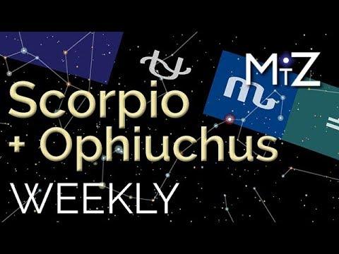 scorpio weekly horoscope 18 january